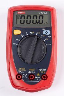 UT33A цифровой мультиметр автомат
