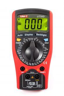 UT50D цифровой мультиметр