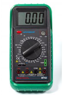 MY62 цифровой мультиметр