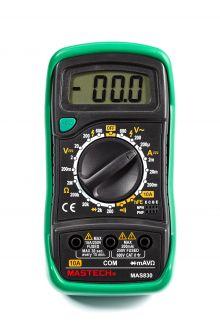 MAS830 цифровой мультиметр