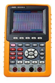 HDS2061M-N портативный цветной осциллограф 60 МГц
