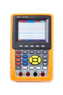 HDS1022M-N портативный двухканальный осциллограф 20 МГц