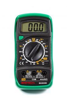 MAS830B цифровой мультиметр