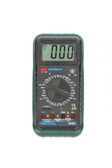 MY63  цифровой мультиметр