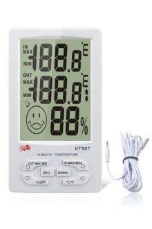 KT-907 термометр с влажностью