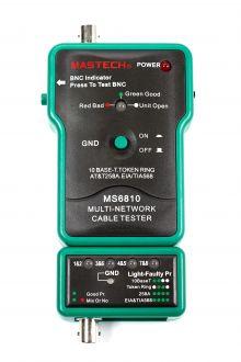 MS6810 кабельный тестер