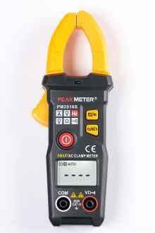 PM2016S PeakMeter  клещи переменного тока