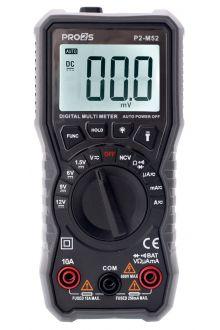 P2-M52 цифровой мультиметр автомат