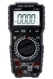 P2-M92 профессиональный цифровой мультиметр