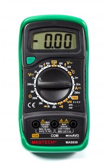MAS838 цифровой мультиметр