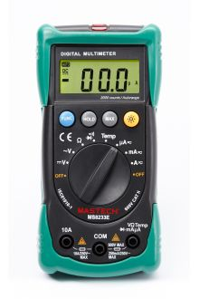 MS8233E цифровой мультиметр автомат
