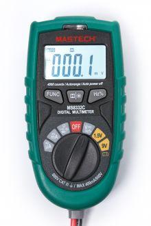 MS8332C компактный мультиметр автомат