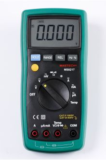 MS8217 цифровой мультиметр автомат