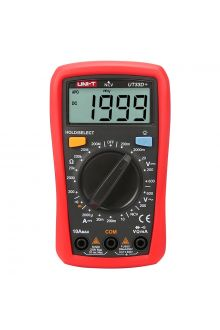 UT33D+ цифровой мультиметр