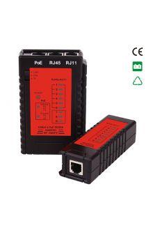 NF-468 кабельный тестер