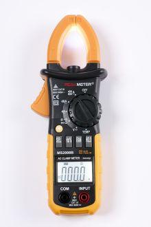 MS2008B PeakMeter клещи переменного тока