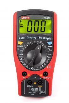 UT50B цифровой мультиметр