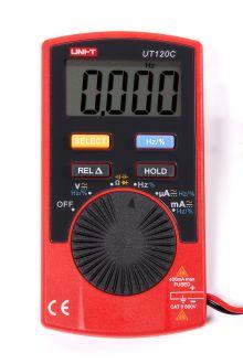 UT120C компактный мультиметр автомат