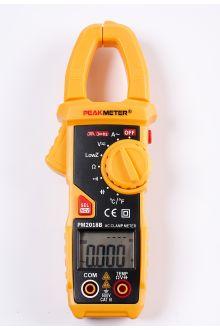 PM2018B PeakMeter  клещи переменного тока