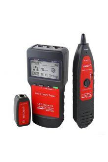NF-8200 кабельный тестер измеритель длины трассоискатель