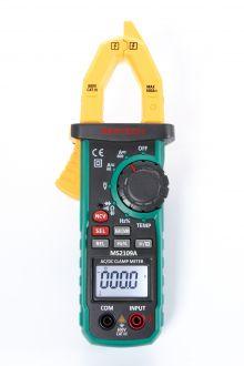 MS2109A клещи постоянного и переменного тока