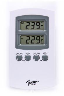 TM968 комнатно-уличный термометр