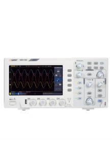 SDS1104 цифровой 4-х канальный осциллограф 100 МГц