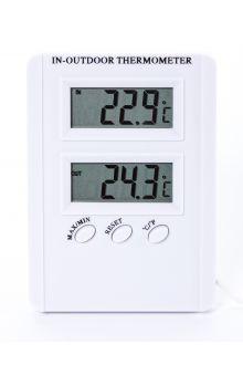 TM1005 комнатно-уличный термометр