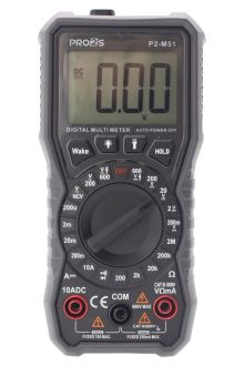 P2-M51 цифровой мультиметр