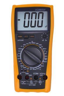 VC9805A+  цифровой мультиметр