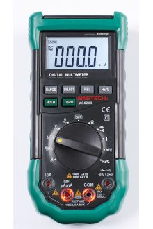 MS8268 цифровой мультиметр автомат