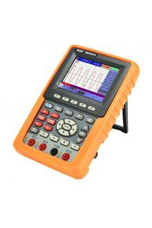 HDS1021M-N портативный цветной осциллограф 20 МГц