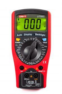 UT50C цифровой мультиметр