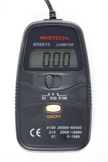 MS6610 люксометр