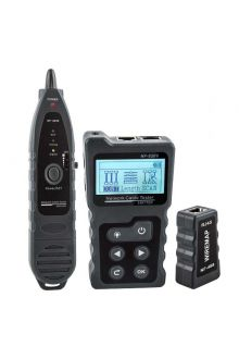 NF-8209 кабельный и POE тестер измеритель длины трассоискатель