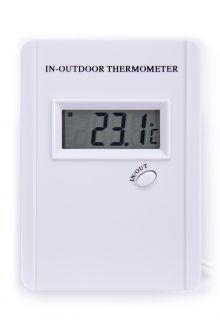 TM1001 комнатно-уличный термометр