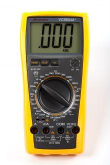 VC9804A+ цифровой мультиметр