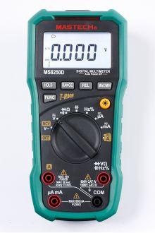 MS8250D цифровой интеллектуальный мультиметр