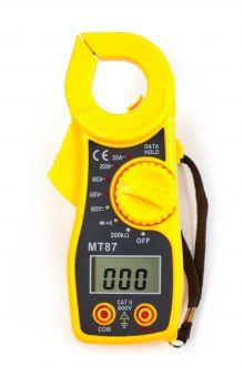 MT87 клещи переменного тока