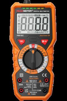 PM18C PeakMeter цифровой мультиметр