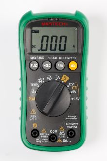 MS8238C цифровой мультиметр автомат