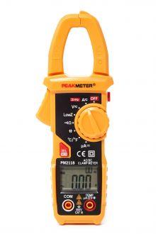 PM2118 PeakMeter клещи постоянного тока