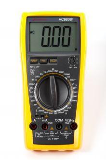 VC9808+  цифровой мультиметр