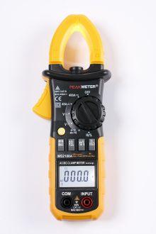 MS2108A PeakMeter клещи постоянного тока
