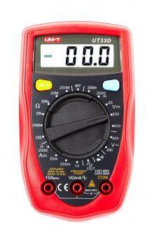 UT33D цифровой мультиметр