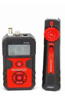 NF-858 трассоискатель, кабельный тестер