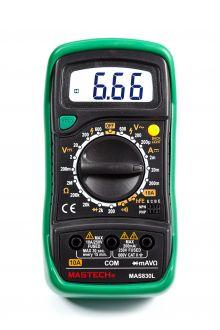 MAS830L цифровой мультиметр
