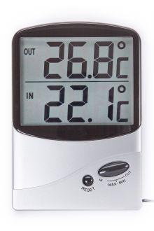 TM986 комнатно-уличный термометр