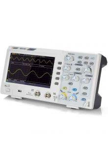 SDS1102 цифровой осциллограф 100 МГц