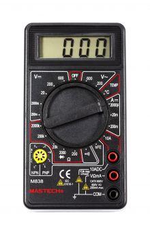 M838 цифровой мультиметр